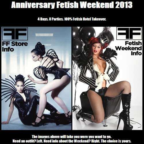 18 Year Anniversary Fetish Party