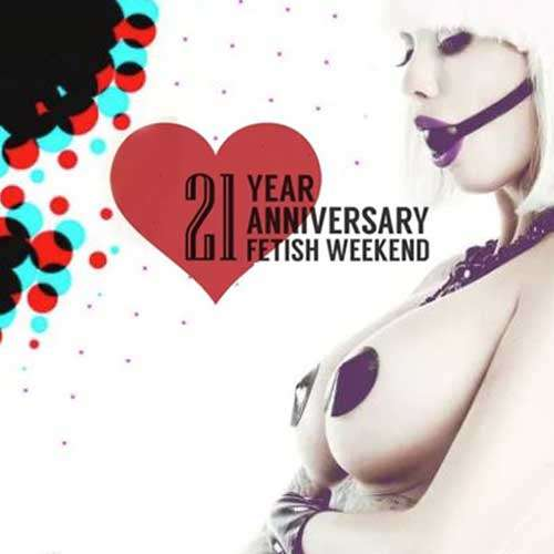 21 Year Anniversary Fetish Party