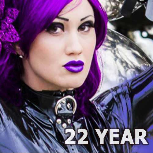 22 Year Anniversary Fetish Party