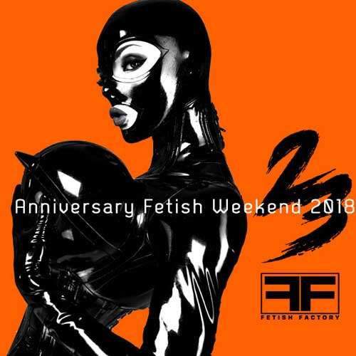 23 Year Anniversary Fetish Party