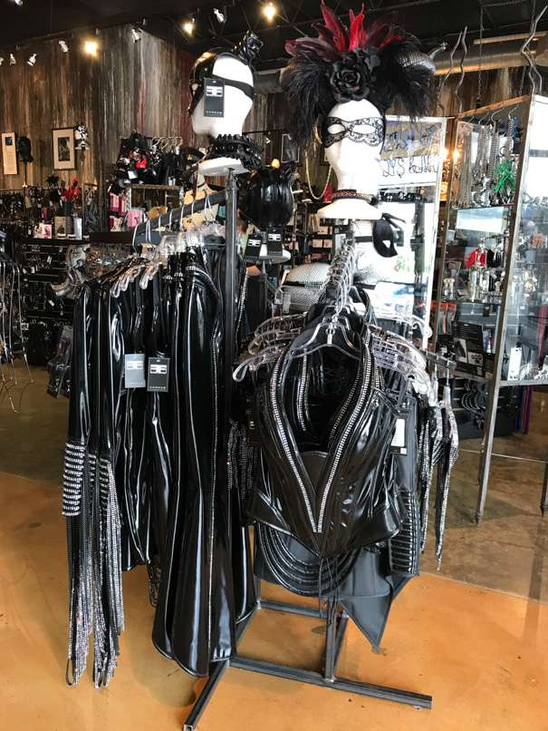 Fetish Factory Store Photos