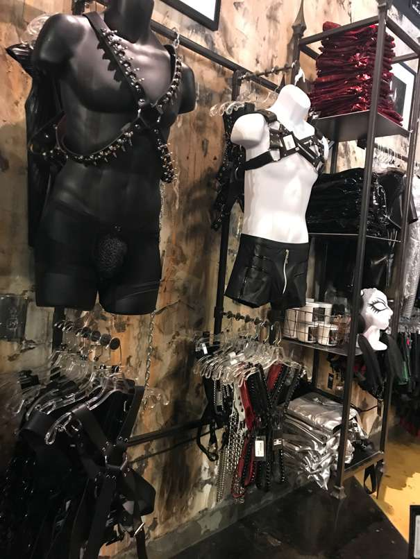 Fetish Factory Store Photos 021