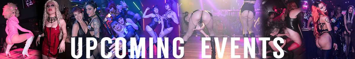 Fetish Factory's Upcoming Events
