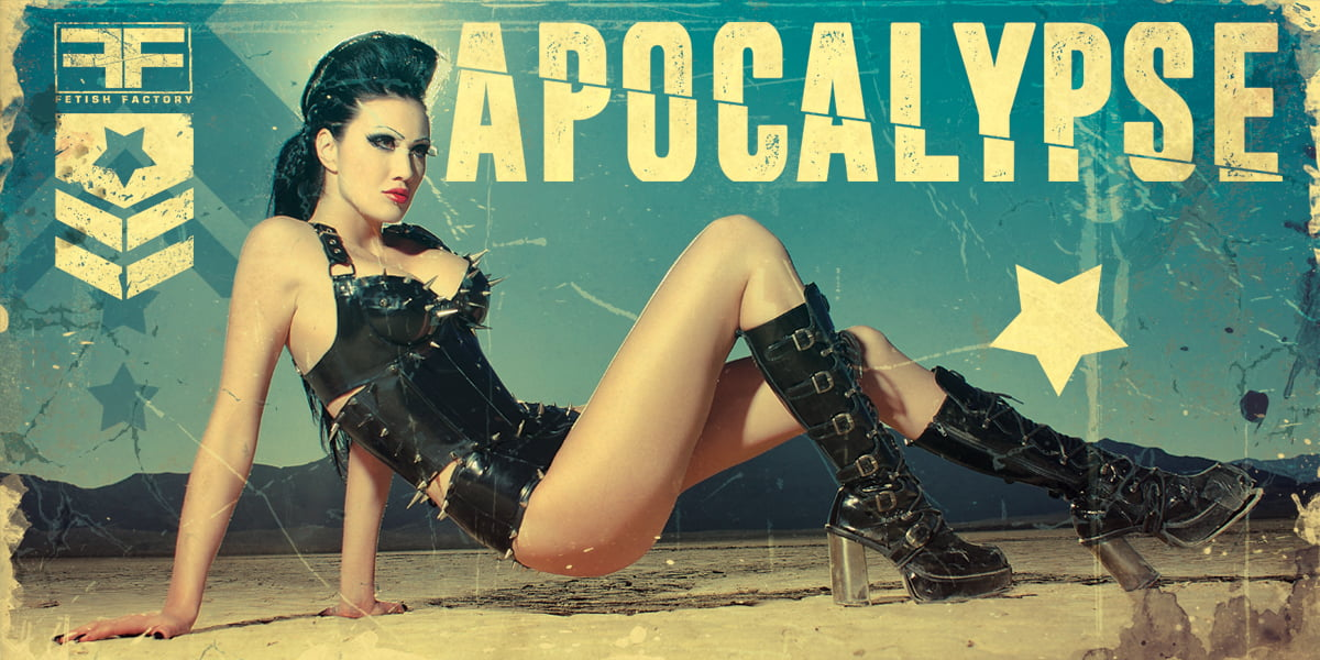 Apocalypse Fetish Party August 10, 2019