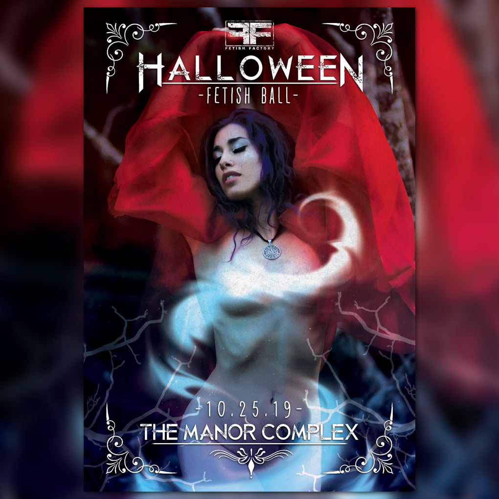 Halloween Fetish Ball - October 25th, 2019