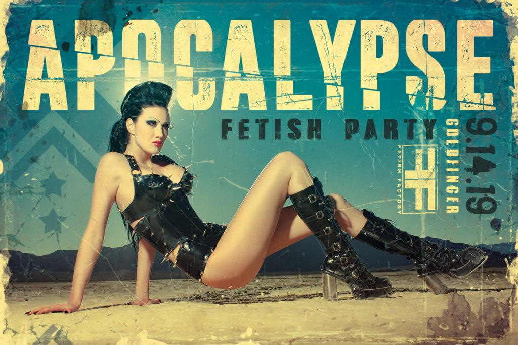 Fetish Factory Presents: Apocalypse Fetish Party - 2019
