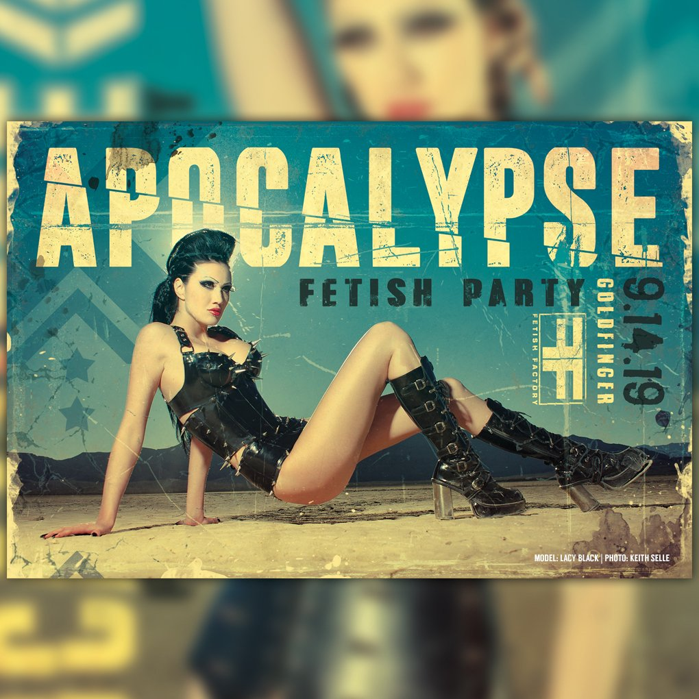 Apocalypse Fetish Party- September 14, 2019