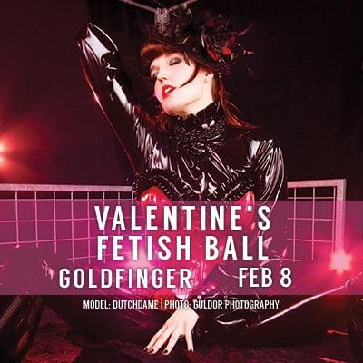 Valentine's Fetish Ball -2020