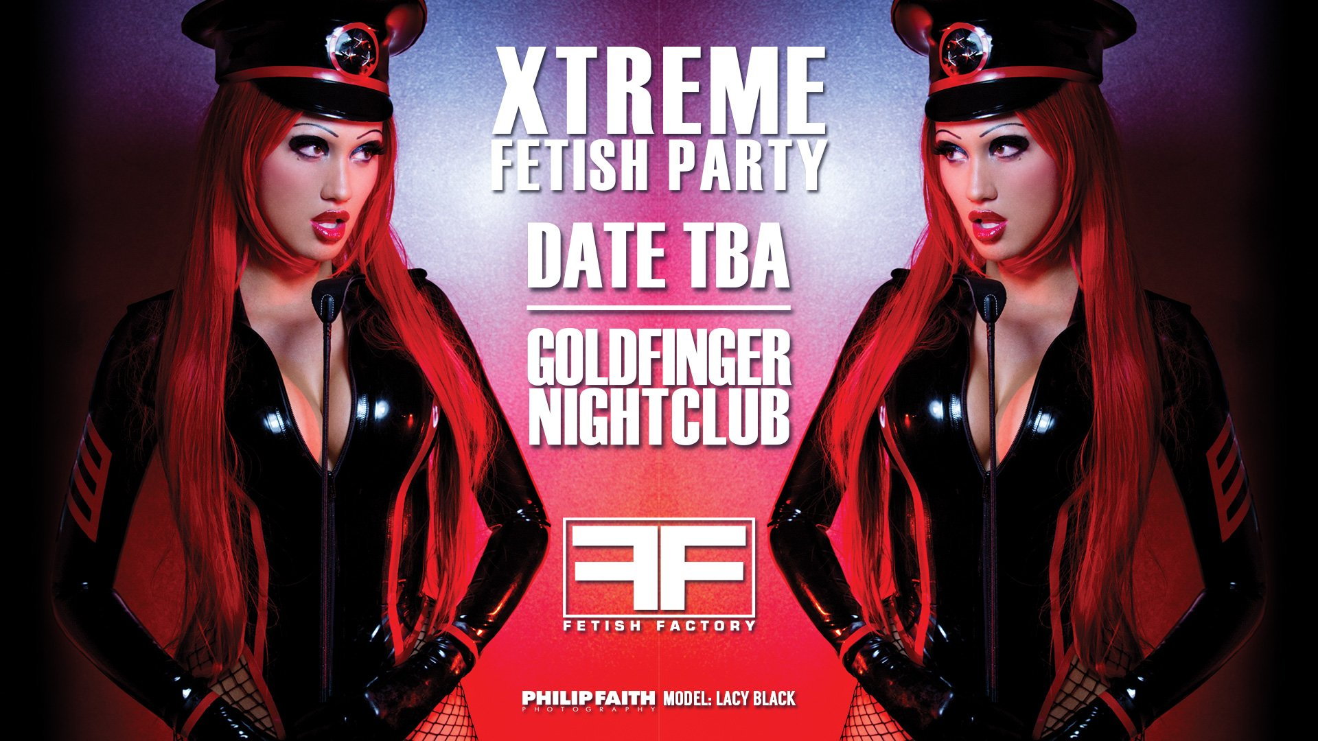 Xtremem fetish party (XFP) postponed until further notice due to COVID-19